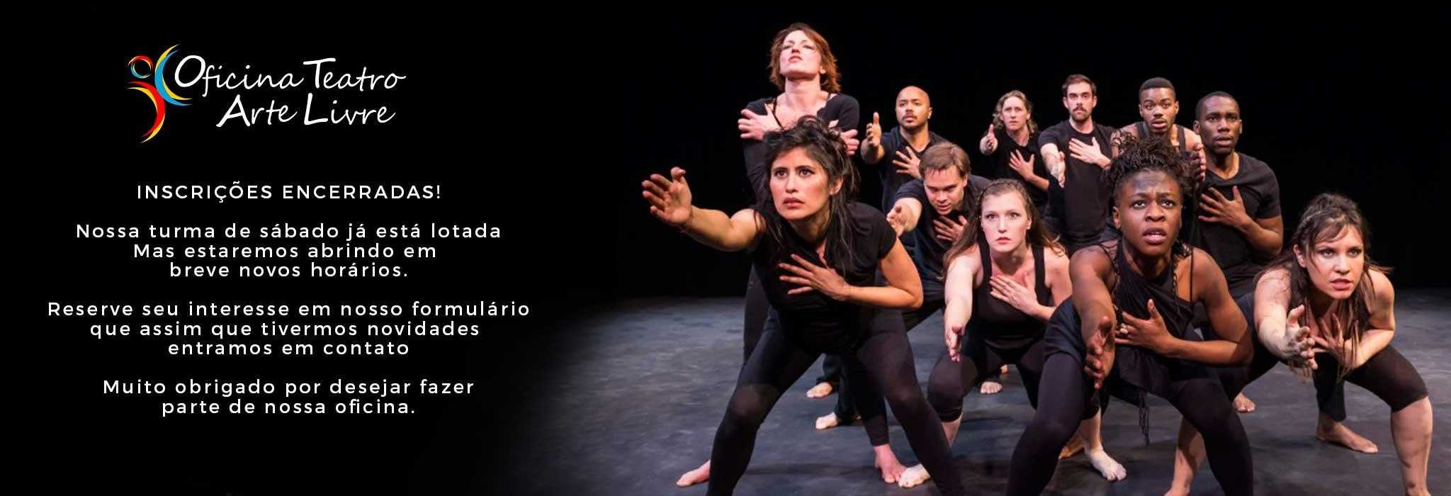 Curso De Teatro Tijuca – RESERVA